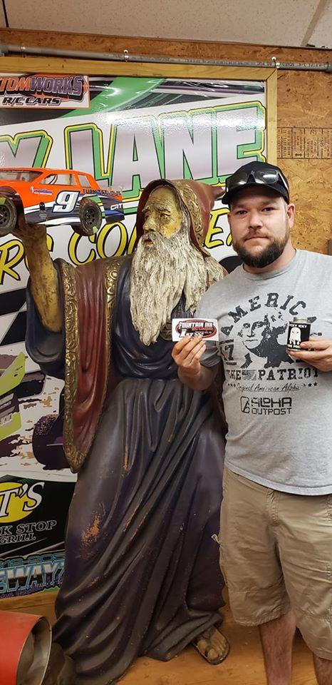 Darin Coats (Traxxas Street Stock) at Fountain Inn RC Speedway - Fountain Inn, SC