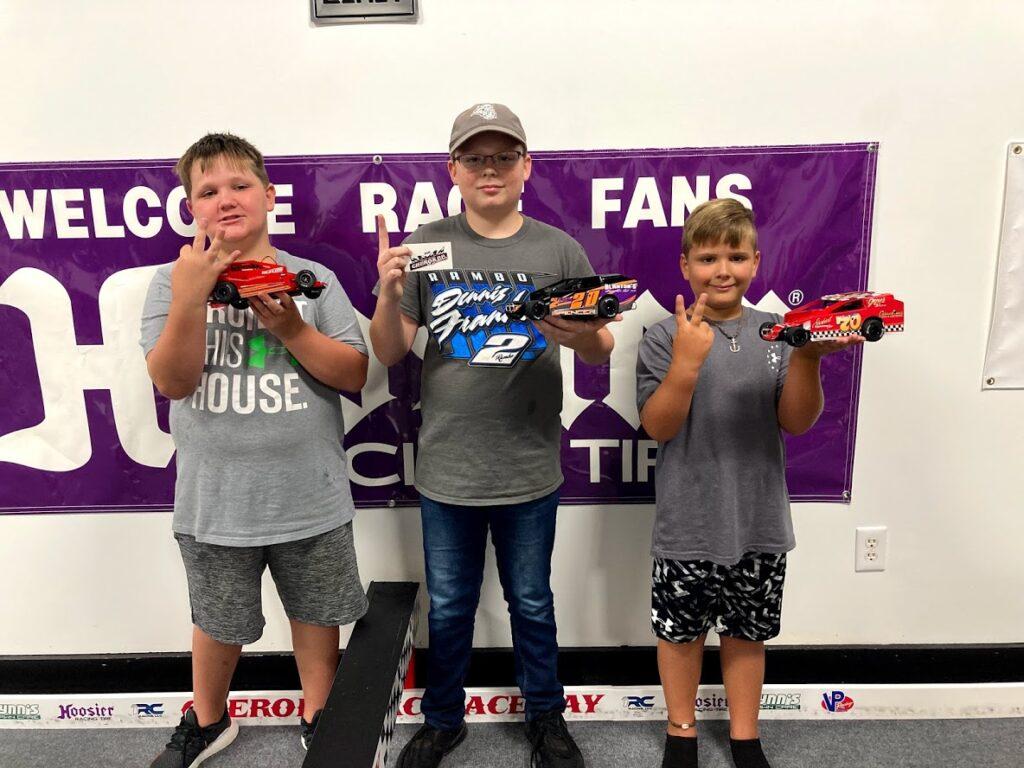Blake Spencer (1RC EDM) at Cherokee RC Raceway - Gaffney, SC
